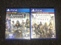Ps4 Assassins creed