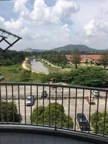 Bt Berendam Kiara Apartment Melaka Baru