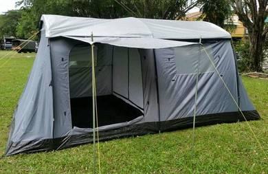 Wira 8_8 men camping tent