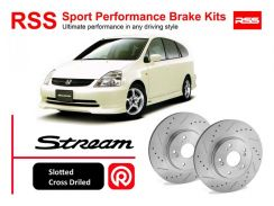 Honda Stream 1.7 RN 00-06 RSS Sport disc brake pad