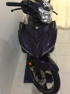 Yamaha Y15ZR Plate VR1331 purple