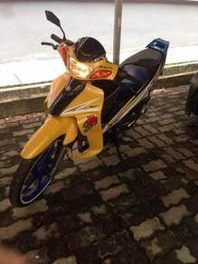2002 Yamaha 125ZR For sale