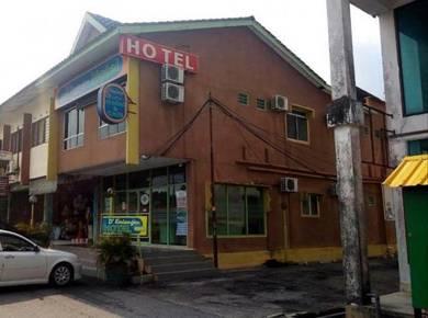 Hotel budget for sale at taman seluang, 09000 kulim, kedah