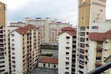 Apartment Vista Lavendar, Bandar Kinrara, Puchong, Renovated