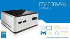 Intel Barebone NUC Kit D54250WYKH Mini PC