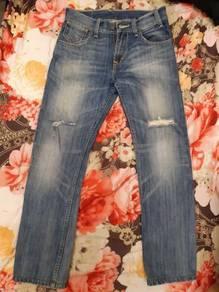 Levis jeans 523 straight season