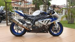 Bmw hp4 competition limited
