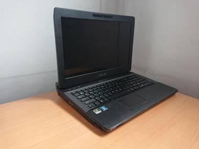Gaming Asus ROG G53S i7-2630QM 4GB 500GB GTX 460M