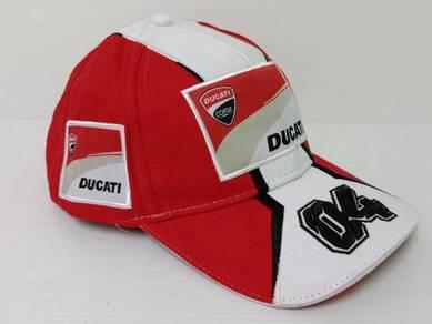 Ducati 04 Dovizioso Cap