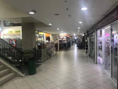 Central plaza retail shop