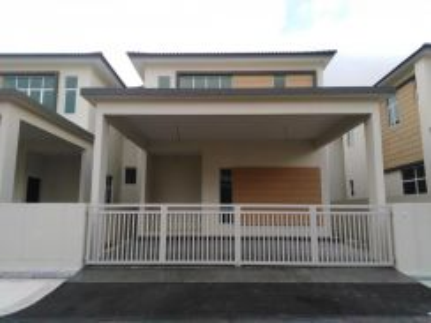 2 Sty Semi D Hijauan Hills New House