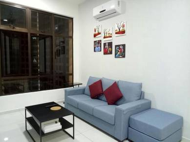 D'SUMMIT, Studio, Fully, LOW DEPOSIT, Setia Tropika, EASY TO CIQ,