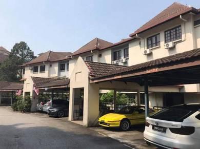 Sewa Duplex Sri Ayu Apartment, Setiawangsa
