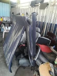 Mitsubishi Triton Deck Cover Penutup belakang Trit