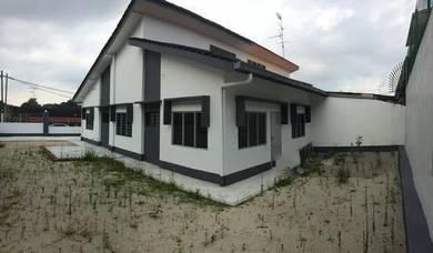 Ulu Tiram 1-Storey Semi-D