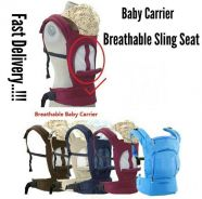 Kid Breathable Baby Carrier With Head Support (24)