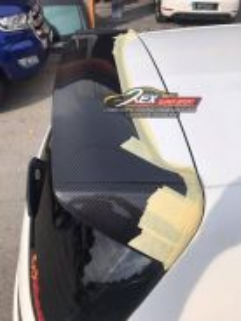 Vw Golf MK5 MK6 TSI GTI R Carbon Spoiler Wing