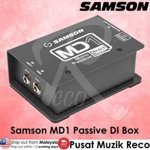 New Samson MD1 Passive Instrument DI BOX