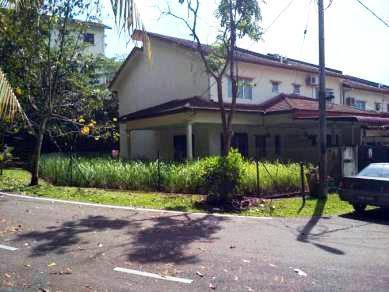 [BIG CORNER] 2 Sty, Taman Shahbandar Height, Bentong [NICE]