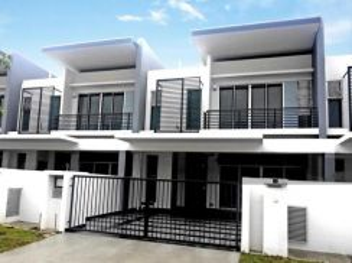 [FULL Loan]  2 tingkat  Teres 1k dapat Rumah  dkt Kapar, Klang