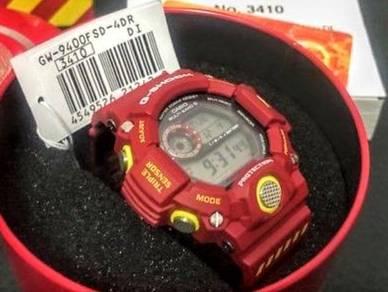G-Shock GW-9400FSD-4 Rangeman Limited