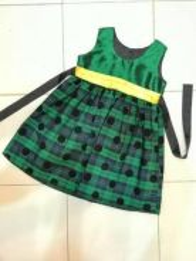 Dress Gaun Blouse