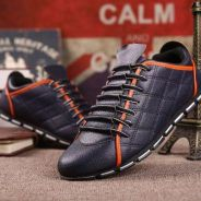 0243 Classic Stylish Sneakers Casual Men Shoes