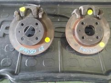 JDM Toyota Passo Disc Brake Complete Caliper