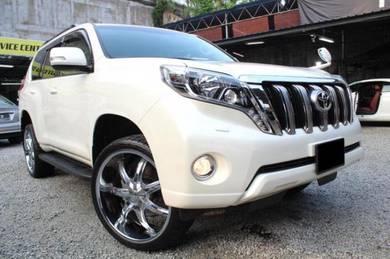 Used Toyota Prado for sale