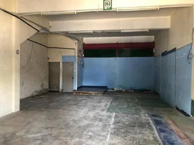 Taman Mastiara, Batu Caves, Jalan Ipoh 2 Storey Shop Lot for Rent