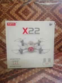 SYMA x22 quadcop