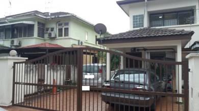 Pandan Indah TownHouse CORNER Guarded Renovated Nr MRR2 Ampang