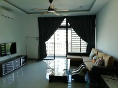 Citywoods Jb Town 3bed Freehold Fully Funished Near CIQ HSA Mid Valley