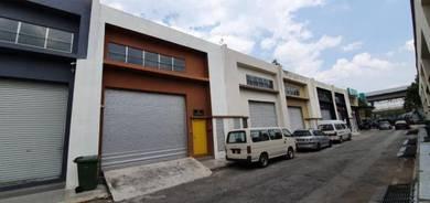 Putrajaya 1 and Half Factory 20X80 Freehold Intermediate