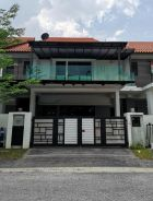 Double Storey House Alam Impian Shah Alam FREEHOLD + FULLY RENOVATE