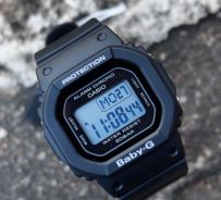 Watch- Casio BABY G BGD560-1 -ORIGINAL