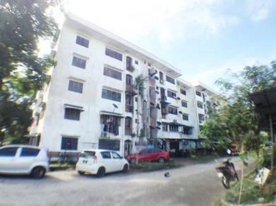 Flat Seksyen 24 Shah Alam For Sale