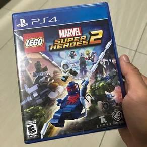 PS4 NEW Lego Marvel Super Heroes 2