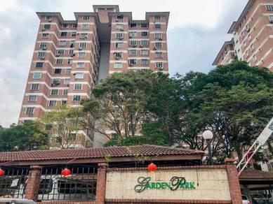 Garden Park Condo Bandar Sungai Long Cheras 884sqft 100% Full Loan