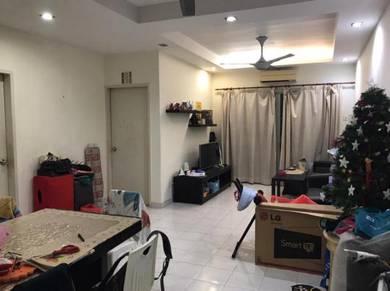 Fully furnished Bandar Puteri Puchong Bayu Puteri Apartment