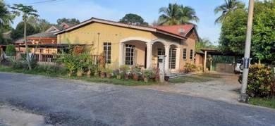 Rumah Sebuah Kuala Berang Untuk Dijual