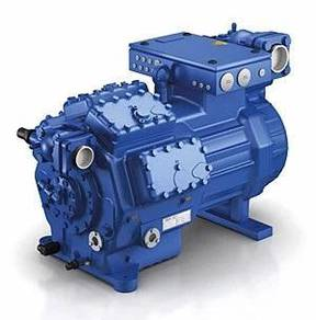 Bock HG Semi Hermertic Compressor Malaysia