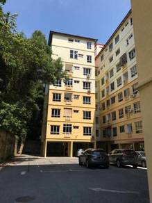 UNTUK DIJUAL : Apartment Taman Puncak Kemajuan
