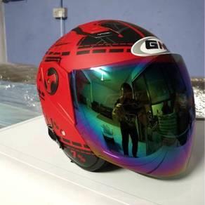 Fullface & Open face helmet