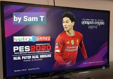 PS3 PES 2020 x FIFA 20 Game (PlayStation 3)