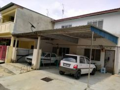 Double Storey Low Cost House For Sale