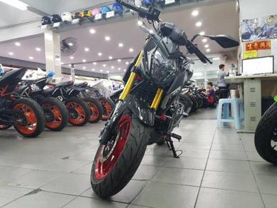 GPX Demon GN150 Zero D/P & Loan Cepat Lulus