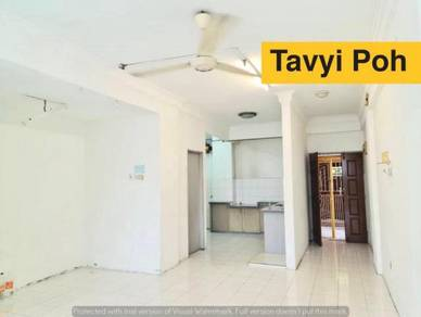 Desa Permai indah Apartment Gelugor near USM kitchen top