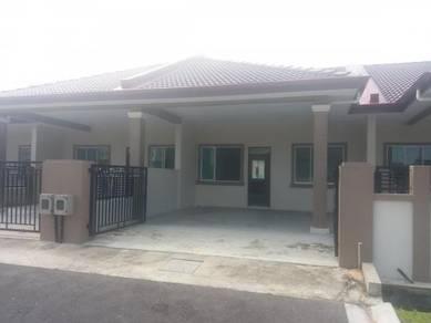 Single Storey Terrace at Pine Villa, Sejingkat, Kuching