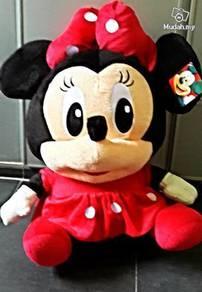 Mickey Teddy Bear Red 60cm- High Quality